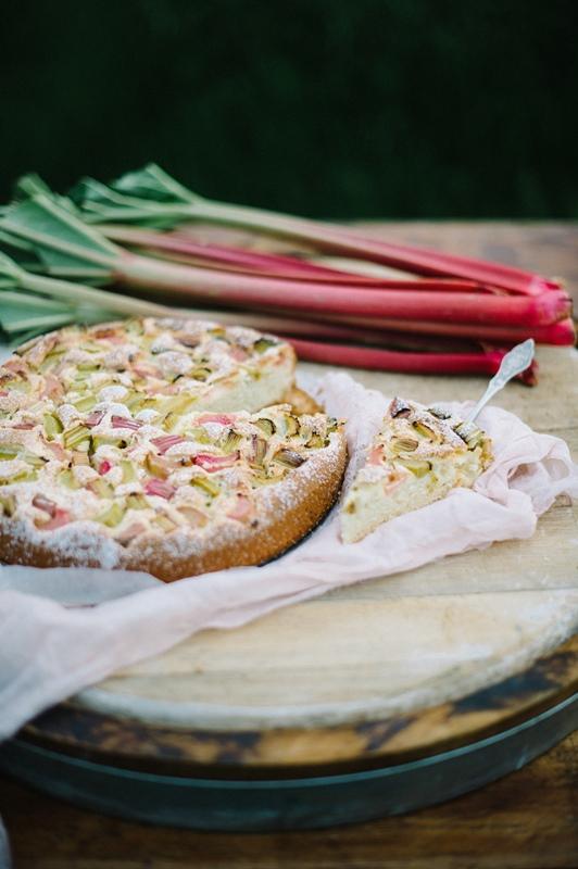 Rhabarberkuchen Rezept Silvia Fischer Buch Echte Kuchenliebe 4