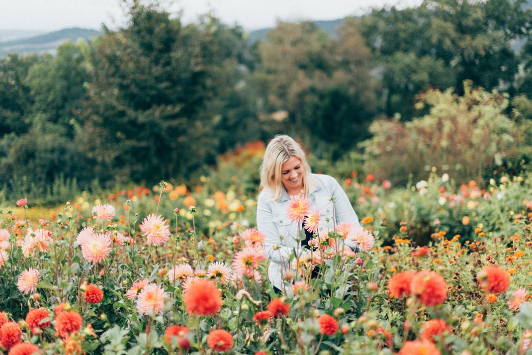 Silvia Fischer. Echte Kuchenliebe. Blumen