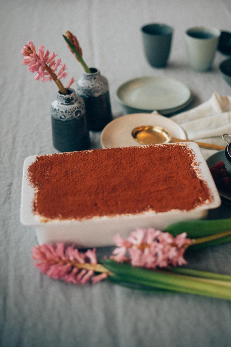 Himbeertiramisu von Silvia Fischer, echte Kuchenliebe