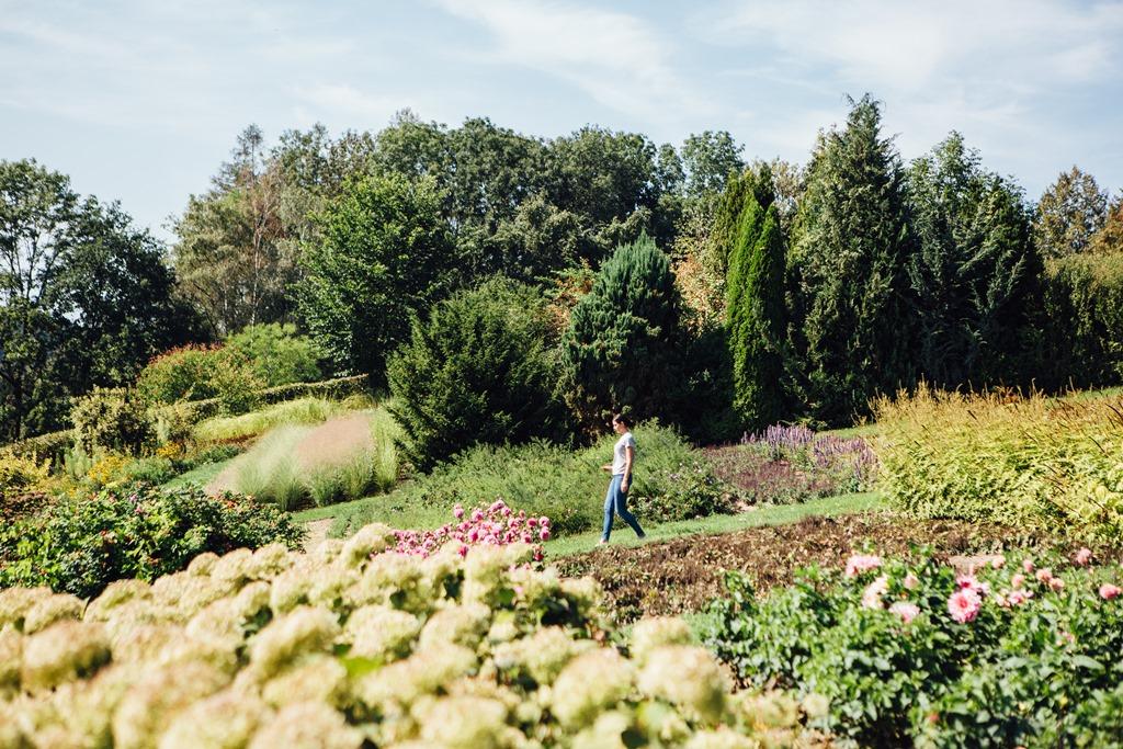 Business Brunch im Garten der Geheimnisse Silvia Fischer Christine Mittermayr