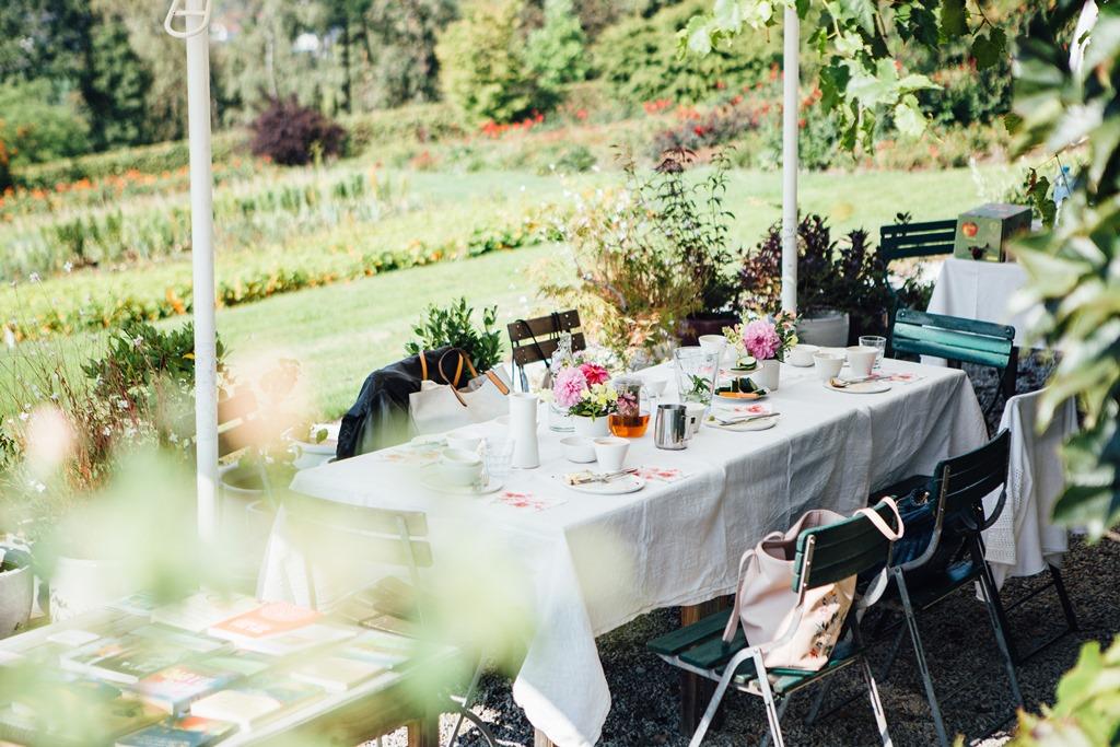 Businessbrunch Bringe deine Träume zum Blühen im Garten der Geheimnisse